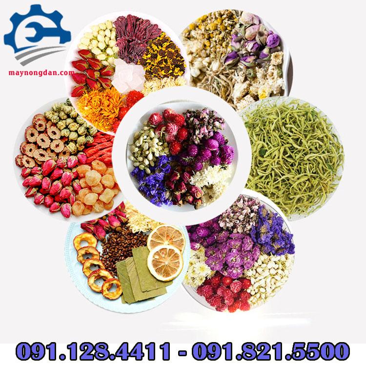 Các loại thực phẩm sau khi sấy khô bằng máy sấy khô thực phẩm mini