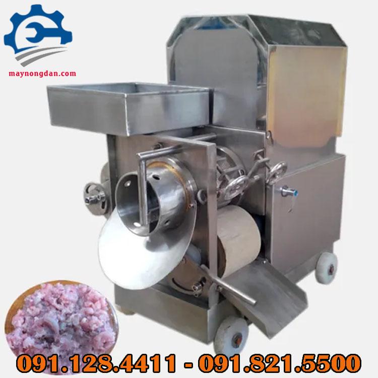 máy tách xương cá công nghiệp