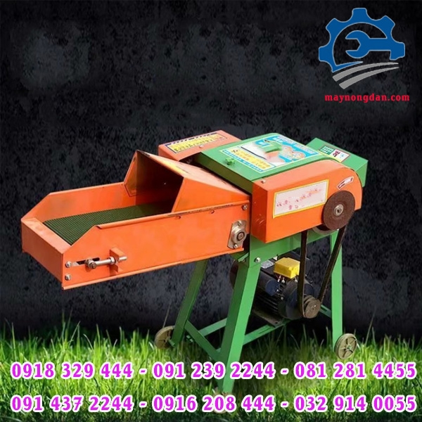Máy băm cỏ giá rẻ - Máy xay nghiền đa năng, Máy băm nghiền