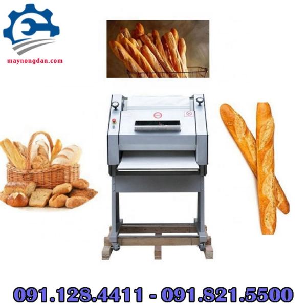 Máy se bột làm bánh mì dài – Bán máy se bột bánh mì giá rẻ