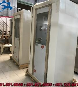 Air shower- Buồng tắm khí 1 cánh, phòng tắm khí sạch