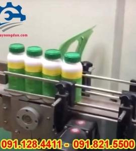 Hệ thống chiết rót hóa chất tự động, phân bón, thuốc trừ sâu dạng lỏng