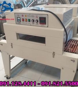 Máy co màng PE, máy rút màng co bán tự động, máy co màng giá rẻ