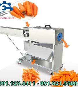 Máy gọt vỏ cà rốt – Bán máy gọt vỏ cà rốt, củ cải chính hãng, giá rẻ