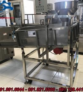 Máy sàng rung hình chữ nhật- Máy sàng bột công nghiệp, máy sàng lắc thực phẩm