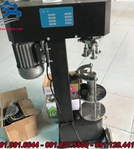 Máy siết nắp chai rượu- Máy đóng nắp chai, máy đóng nắp chai bán tự động
