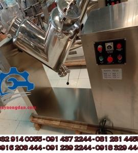 Máy trộn bột chữ V – Máy trộn thực phẩm, bồn trộn nguyên liệu, máy trộn thực phẩm công nghiệp.