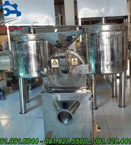 Máy xay nghiền thực phẩm- Máy nghiền dược liệu, thảo dược, bột mịn