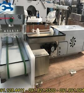 Máy xiên thịt tự động- Máy nướng thịt, máy xiên thịt nướng công nghiệp
