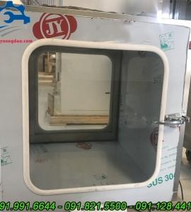 Tủ chuyển hàng phòng sạch- Pass Box, hộp trung chuyển phòng sạch